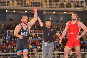 Yarygin tournament: the winners of the third day of the tournament (men)