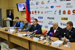 The results of the press-conference dedicated to the beginning of the tournament